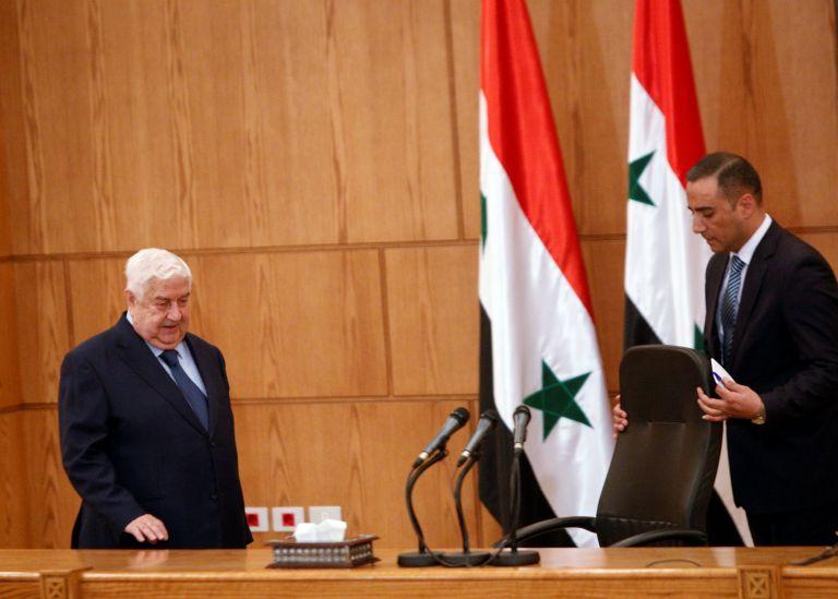 Σε διαπραγματεύσεις η Δαμασκός για το μέλλον της νότιας Συρίας   tanea.gr