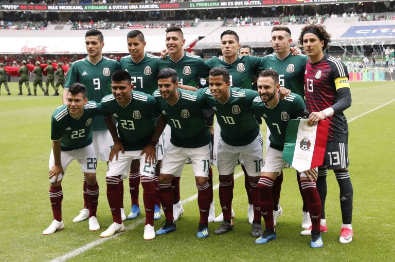 Μουντιάλ 2018: Ετοιμο και το Μεξικό για τη Ρωσία | tanea.gr
