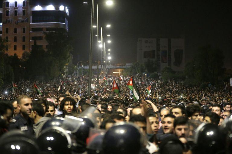 Παραιτήθηκε ο πρωθυπουργός της Ιορδανίας | tanea.gr