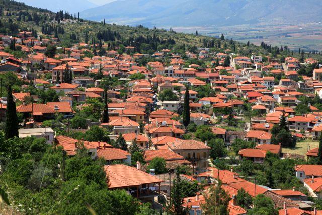 Ηρεμία και γαλήνη στην αγκαλιά του Παρνασσού | tanea.gr