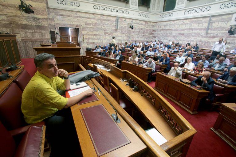 Ξέκοψε την κουβέντα για διάσωση των συντάξεων ο Τσακαλώτος   tanea.gr