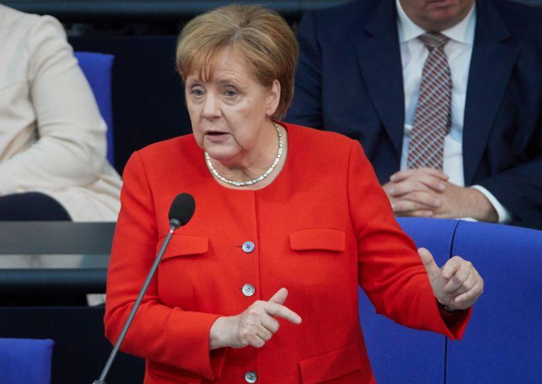 Μέρκελ: Στη μεταρρύθμιση της ΕΕ θα υπάρξει μόνο ο δρόμος του συμβιβασμού | tanea.gr