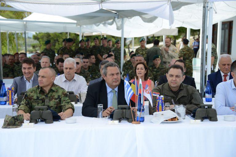 Για τις προκλήσεις της Τουρκίας ενημέρωσε ο Καμμένος τις Βρυξέλες   tanea.gr