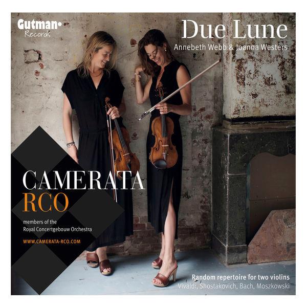 Camerata RCO Κοντσέρτα για δύο βιολιά, Gutman   tanea.gr