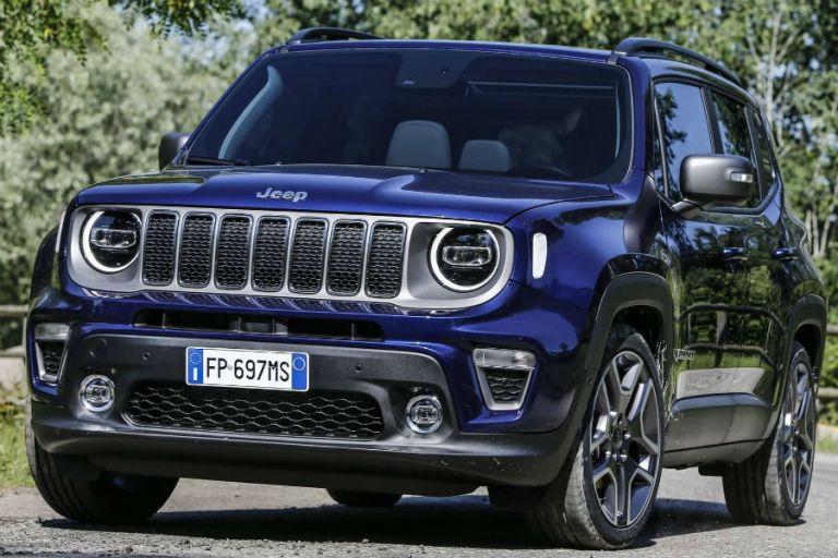 Ερχεται το Jeep Renegade των 1.000 κ.εκ | tanea.gr