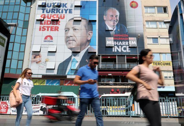 Οι Τούρκοι κλιμακώνουν την ένταση | tanea.gr
