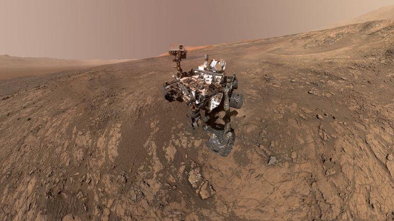 Οργανικές ουσίες στον Αρη ανακάλυψε ρόβερ της NASA | tanea.gr