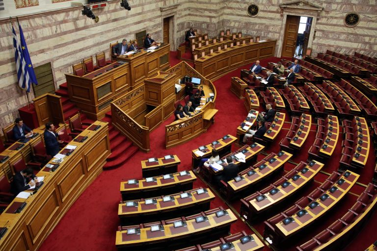 Συζήτηση στη Βουλή για την ΠΓΔΜ μετά την οριστικοποίηση της συμφωνίας | tanea.gr