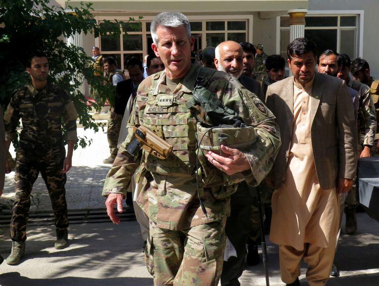 Αφγανιστάν: Οι ΗΠΑ δεν θα τηρήσουν την εκεχειρία απέναντι στο ΙΚ   tanea.gr