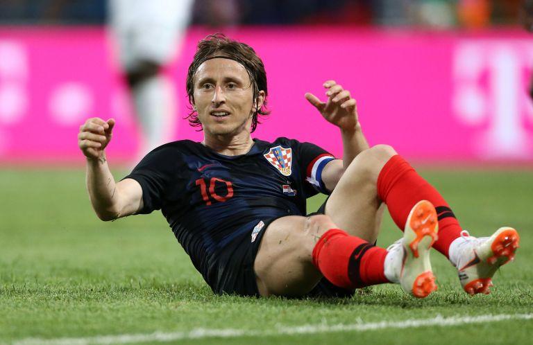 Μόντριτς: «Θα άλλαζα τους τίτλους με τη Ρεάλ για το τρόπαιο του παγκοσμίου κυπέλλου» | tanea.gr