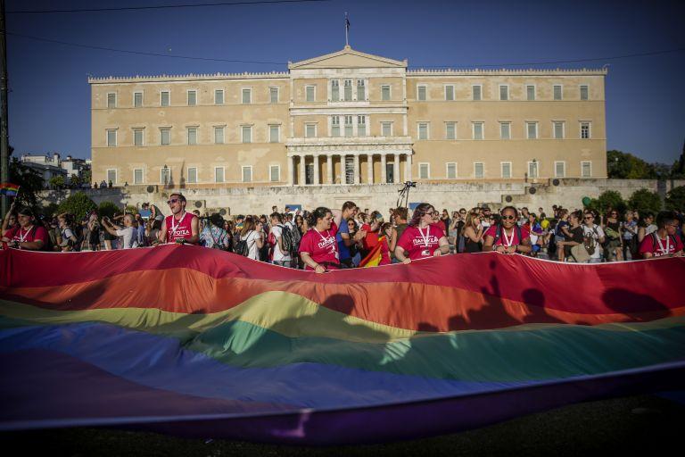 Athens Pride – Η Αθήνα φωνάζει «ΟΧΙ» στις διακρίσεις  (εικόνες) | tanea.gr
