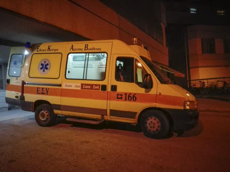 Βουτιά θανάτου στο νοσοκομείο για γνωστό επιχειρηματία της Λάρισας   tanea.gr