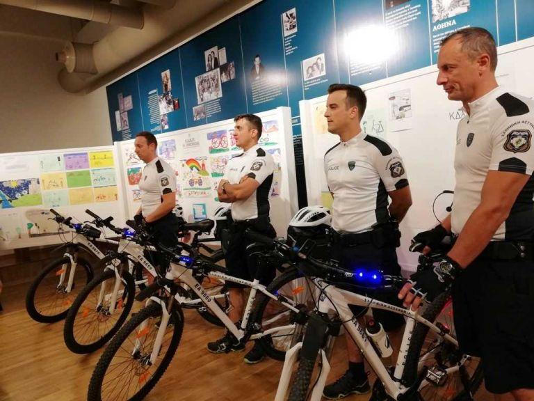 Ομάδες αστυνομικών με ποδήλατα συστήνει η ΕΛ.ΑΣ στα Τρίκαλα | tanea.gr