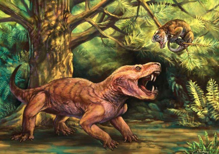 Βρέθηκαν στη Ρωσία άγρια θηρία πριν από τους δεινοσαύρους | tanea.gr
