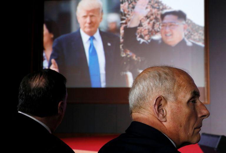 Χαλάρωση των κυρώσεων εναντίον της Β. Κορέας υπαινίσσεται η Κίνα | tanea.gr