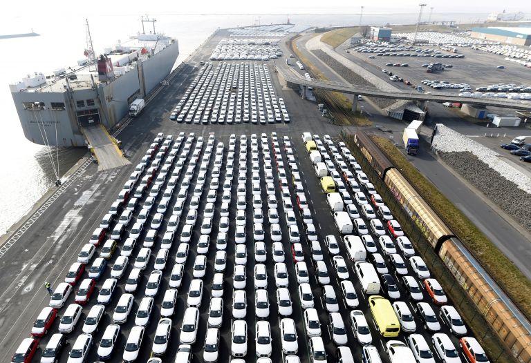 «Φρένο» στη γραμμή παραγωγής της Volkswagen | tanea.gr