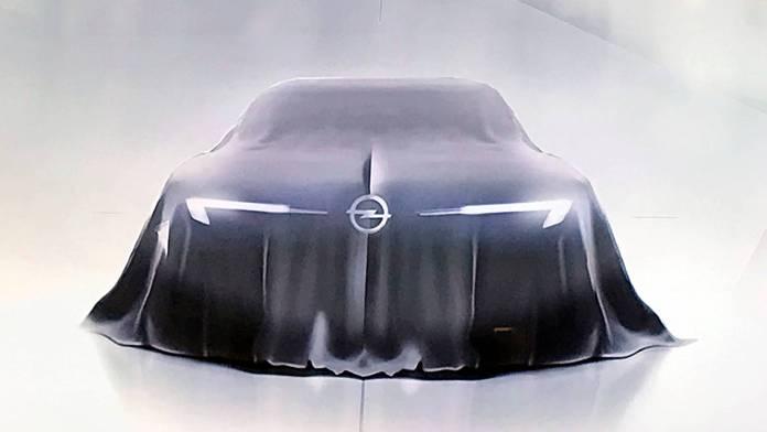 Opel: Πρώτη γεύση από το GT Concept   tanea.gr
