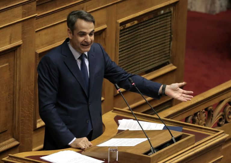 Επίθεση Μητσοτάκη στην κυβέρνηση μέσω tweet για το πανό του Ρουβίκωνα | tanea.gr