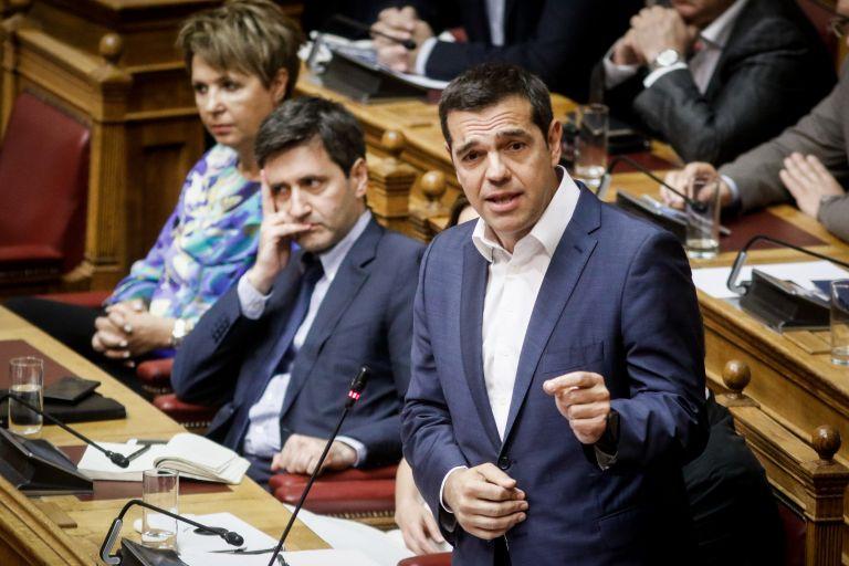 Τσίπρας: Ο κ. Μητσοτάκης αποφάσισε να μετατραπεί σε φερέφωνο του κ. Σαμαρά | tanea.gr