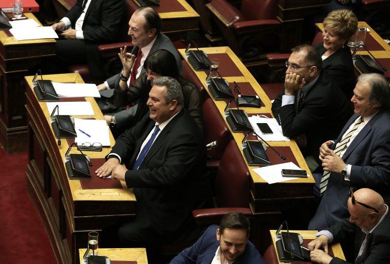 ΑΝΕΛ: «Δεν στηρίζουμε τη συμφωνία – καταψηφίζουμε την πρόταση δυσπιστίας» | tanea.gr
