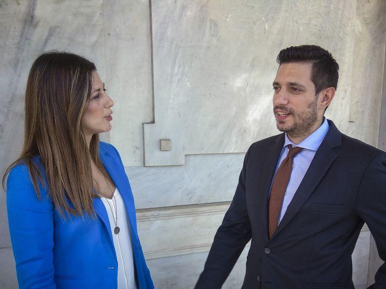 Θέση μάχης για την πρόταση δυσπιστίας   tanea.gr