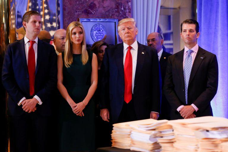 Τη διάλυση του Ιδρύματος Τραμπ ζητεί η εισαγγελέας της Νέας Υόρκης   tanea.gr