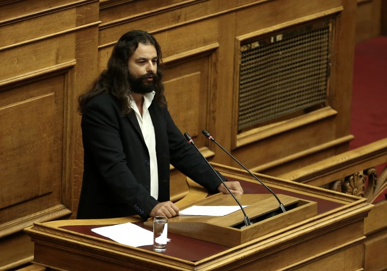 Ex-Golden Dawn MP captured, charged with preparations for high treason | tanea.gr