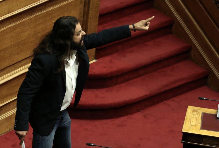 Διεγράφη από βουλευτής της ΧΑ ο Κ. Μπαρμπαρούσης | tanea.gr