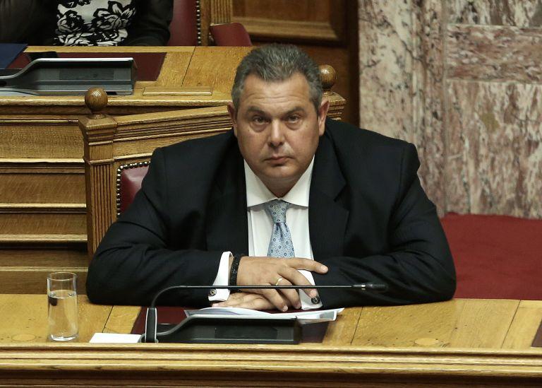 Καμμένος: Δεν ισχύει συμφωνία αν δεν κυρωθεί από τη Βουλή | tanea.gr