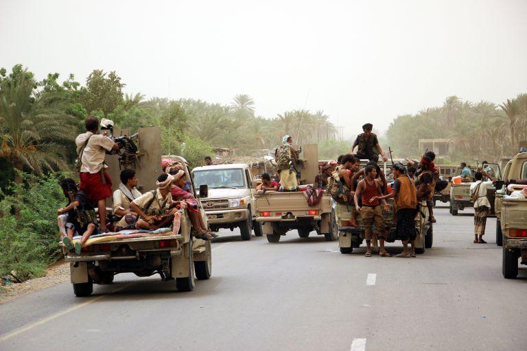 Υεμένη: Γαλλικές ειδικές δυνάμεις στο πεδίο μάχης   tanea.gr