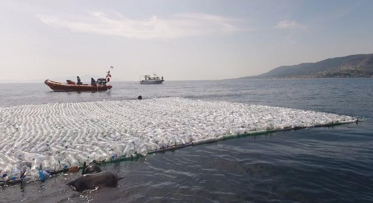 «Κυνήγι» πλαστικών στις θάλασσες με drones και υψηλή τεχνολογία | tanea.gr