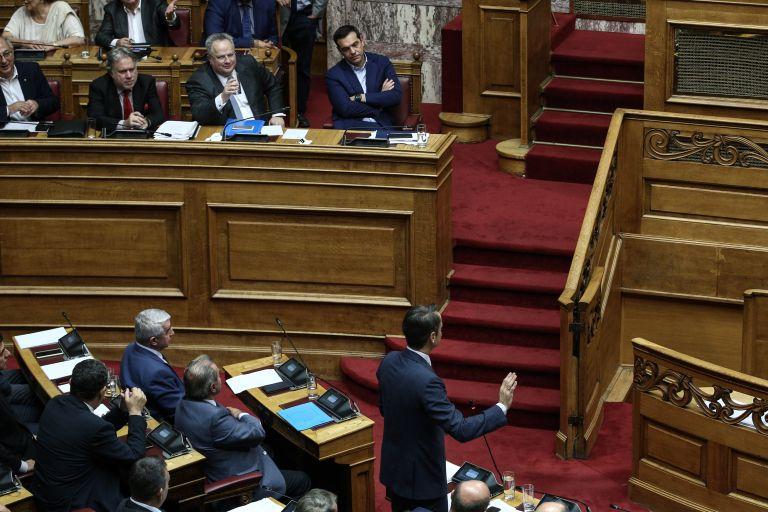 Πολιτική σύγκρουση στη Βουλή για την απλή αναλογική στην Αυτοδιοίκηση | tanea.gr