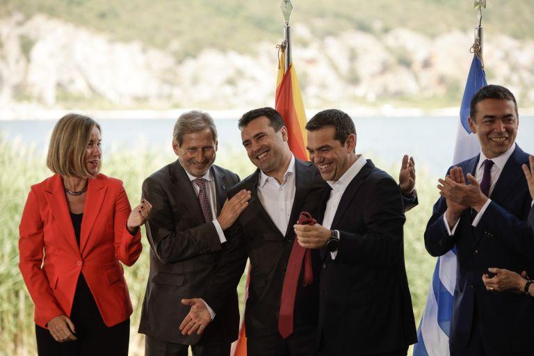 Μογκερίνι: Μια πολύ καλή μέρα για την ΕΕ και τα Βαλκάνια | tanea.gr