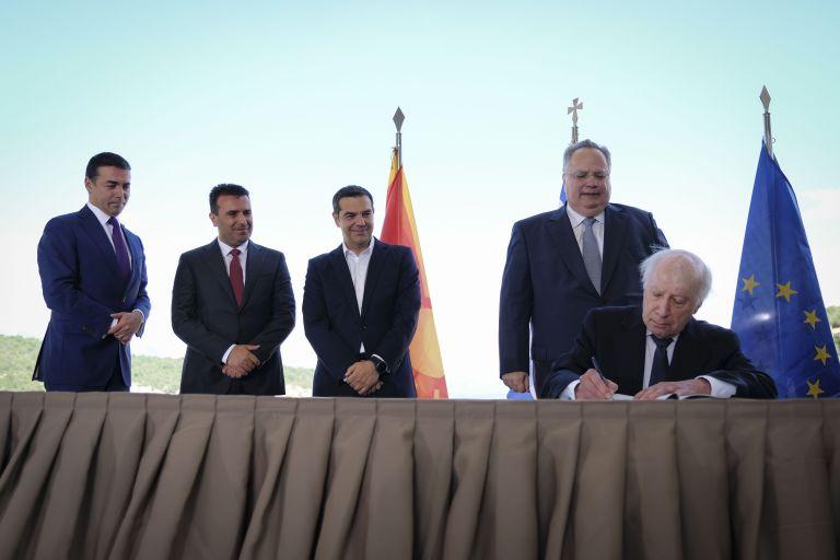 Νέα Δημοκρατία: Θλιβερή μέρα για την Ελλάδα | tanea.gr