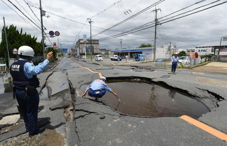 Σεισμός 6,1 Ρίχτερ στην Ιαπωνία με τουλάχιστον 3 νεκρούς | tanea.gr