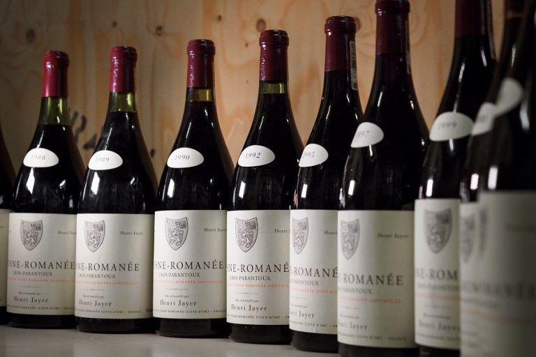 Ιστορική δημοπρασία με κρασιά του «βασιλιά της Βουργουνδίας» | tanea.gr