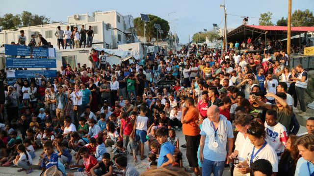 Επαναπροωθήσεις των μεταναστών στις χώρες εισόδου | tanea.gr