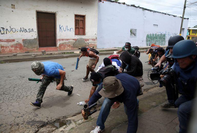 Νικαράγουα: Εξι νεκροί και δεκάδες τραυματίες σε διαδηλώσεις   tanea.gr