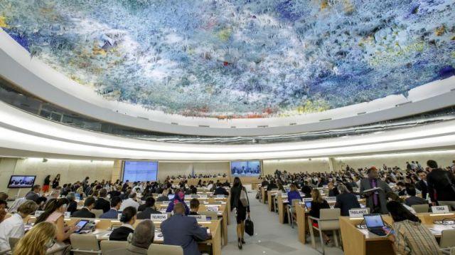 Οι ΗΠΑ αποχώρησαν από το Συμβούλιο Ανθρωπίνων Δικαιωμάτων | tanea.gr