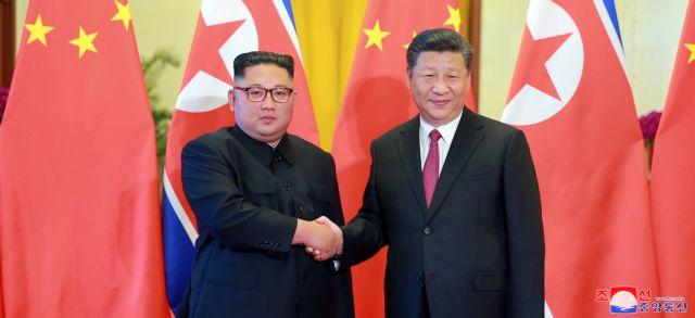 Πώς είδε η Βόρεια Κορέα τη νέα συνάντηση Κιμ – Σι   tanea.gr
