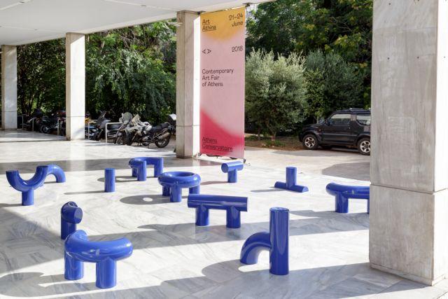 53 γκαλερί «καταλαμβάνουν» το Ωδείο Αθηνών | tanea.gr