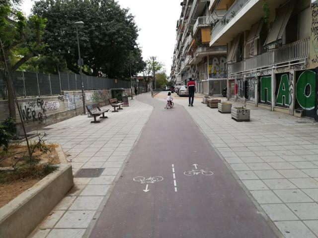 Έρχονται ποδηλατόδρομοι στην Αθήνα | tanea.gr