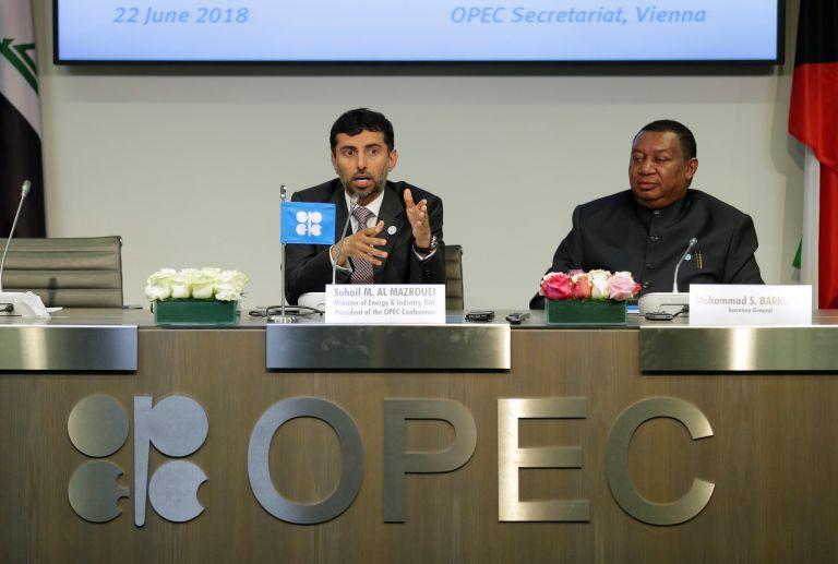 ΟΠΕΚ: Επικυρώθηκε η απόφαση για την αύξηση της παραγωγής πετρελαίου | tanea.gr