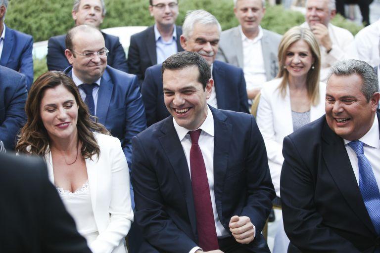 Που το πάνε ο Τσίπρας και ο Καμμένος μετά το «κίνημα της γραβάτας» | tanea.gr
