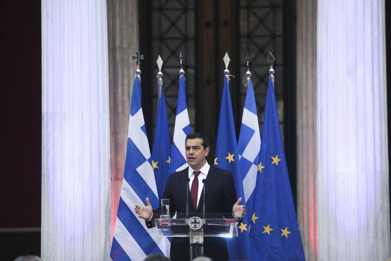 Η γραβάτα η μόνη υπόσχεση που κράτησε ο Τσίπρας | tanea.gr