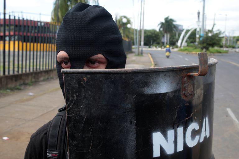 Νικαράγουα: Τουλάχιστον πέντε νεκροί σε νέες αστυνομικές επιθέσεις | tanea.gr