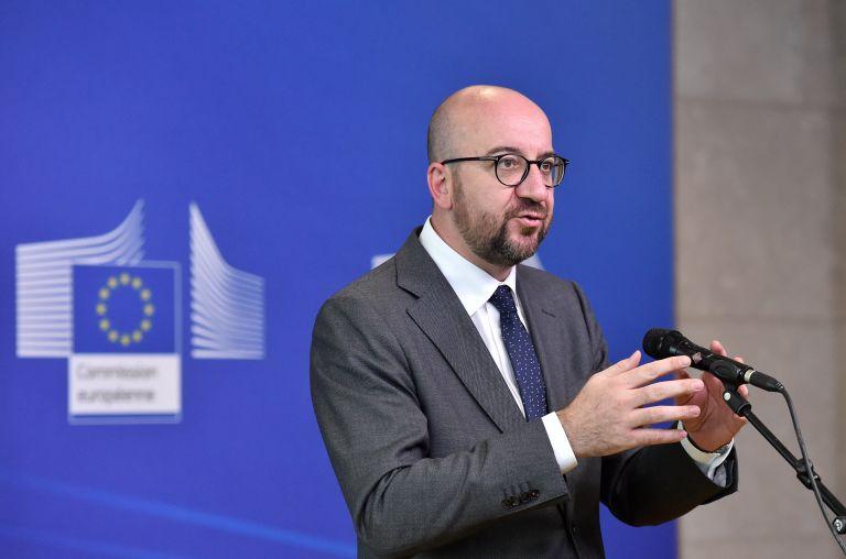 Ο πρωθυπουργός του Βελγίου ζητεί έλεγχο των εξωτερικών συνόρων της ΕΕ | tanea.gr