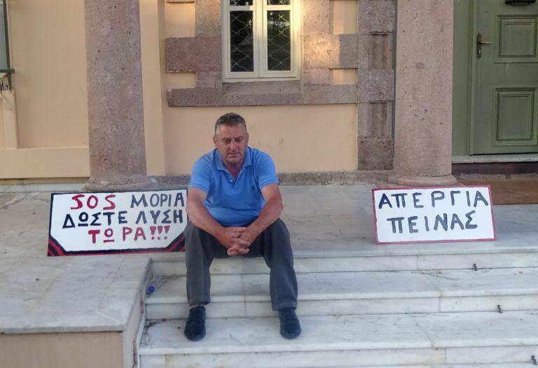 Συνεχίζει την απεργία πείνας ο πρόεδρος της κοινότητας της Μόριας | tanea.gr