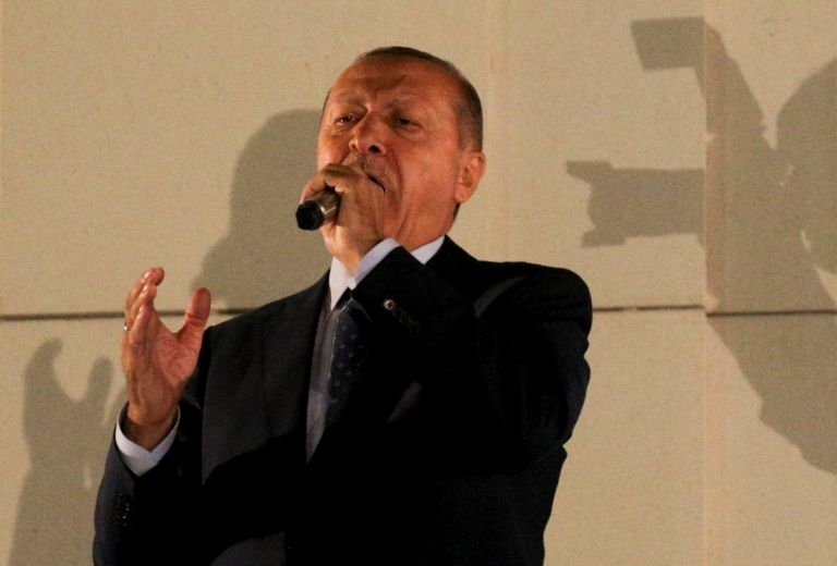 Τρεις στους τέσσερις Τούρκους στην Αυστρία ψήφισαν Ερντογάν | tanea.gr