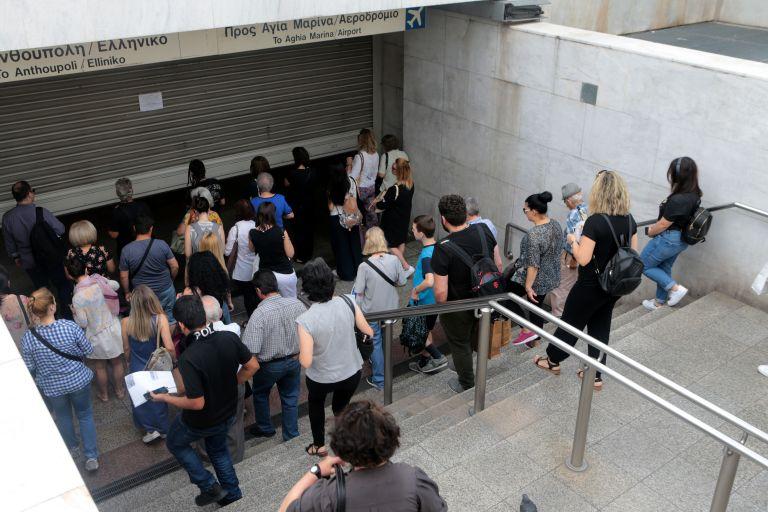 Στάση εργασίας στο μετρό από τις 11μ.μ μέχρι τη λήξη της βάρδιας | tanea.gr